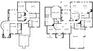 100 house floor plans with inlaw suite plan 44138td 5 bed