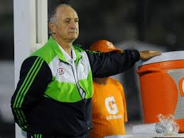 Felipão assume a Seleção Brasileira