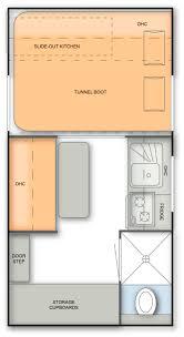 Caravan Floor Plan Layouts Lotus Caravans Off Grid