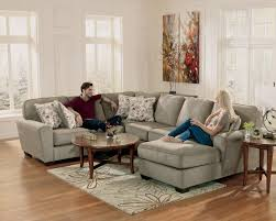 Ashley Furniture Sectionals Ashley Furniture Patola Park Patina 4 Piece Sectional With Right