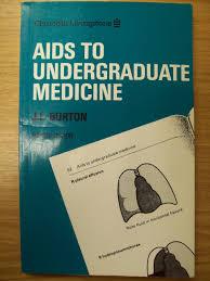 aids to undergraduate medicine amazon co uk j l burton