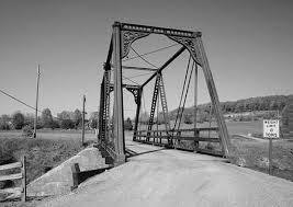 Wills Creek Bollman Bridge
