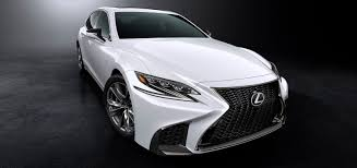 lexus for sale rochester ny vwvortex com new gen 2018 lexus ls flagship sedan revealed