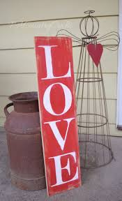 love sign pa country crafts