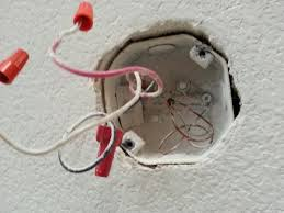 Ceiling Electrical Box by Electric Box For Ceiling Fan Install Doityourself Com