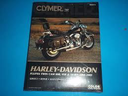 harley davidson fxstd fxstdi softail deuce repair manual clymer 00
