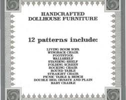 Miniature Dollhouse Plans Free by Woodworking Plans Free Doll Furniture Plans Pdf Plans
