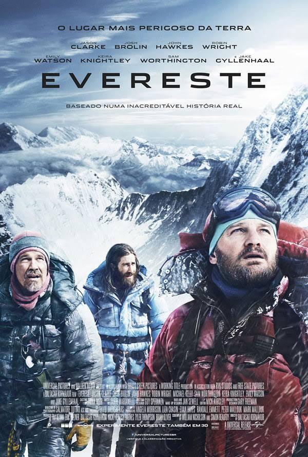 Everest (Evereste) - 2015