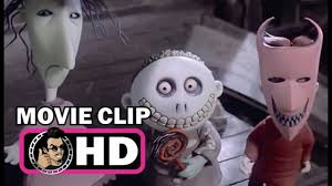 Scary Godmother Halloween Spooktacular Trailer by The Nightmare Before Christmas Clip Planning Christmas