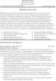 Assistant Property Manager Resume Sample by Property Manager Resume Assistant Property Manager Resume Samples