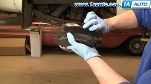 how to do a rear brake job chevy silverado gmc sierra 2500hd 00 07