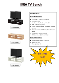 ikea furnitures for sale mysabah com