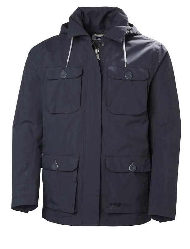 Helly Hansen Kobe Field Jacket Graphite Blue Large 64036-994-L