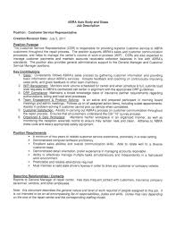 sample cover letter customer service representative   sample cover letters for customer service happytom co