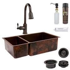 Oil Rubbed Kitchen Faucets To Caring Oil Rubbed Bronze Kitchen Gallery Also Rustic Faucet