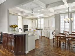 vaulted coffered ceiling home design ideas
