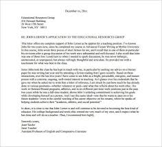 Sample Letters Of Reference For College Admissions   Cover Letter     Sample Scholarship Recommendation Letter