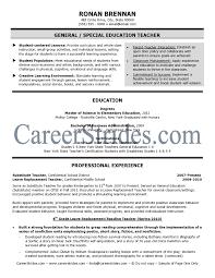 Preschool teacher cover letter happytom co Resume For Elementary Teacher Position Teaching Job Resume Sample