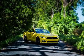 2017 ford mustang gt the legendary blue collar coupe