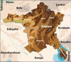 Ankara Coğrafyası