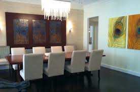 dining room stunning best height for dining room chandelier cool