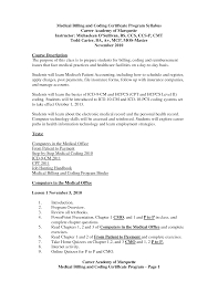 cover letter Billing And Coding Resume No Experience Billing  Resumemedical coding sample resume Extra medium size