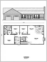 100 2 bedroom ranch floor plans 9 house plan 30 x 60 house