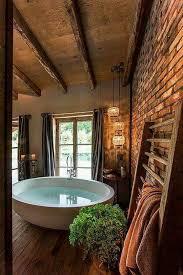 Bathroom Interior Design Ideas by Best 25 Log Cabin Bathrooms Ideas On Pinterest Cabin Bathrooms
