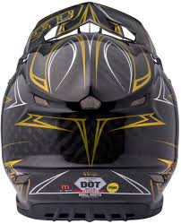 troy lee designs motocross helmet troy lee designs se4 pinstripe carbon black motocross helmets troy