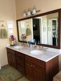 Glacier Bay Bathroom Vanity by St Paul Sydney 48 1 2 In Vanity In Dark Cherry With Stone