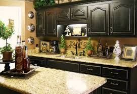 Simple Country Kitchen Designs Kitchen Counter Decor Ideas To Make Your Cooking Space Become