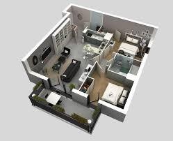 Floor Plan 2 Bedroom Apartment Best 25 Two Bedroom Apartments Ideas On Pinterest Two Bedroom