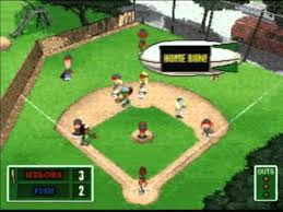 Original Backyard Baseball by Backyard Baseball Hasbro Plug N Play Youtube