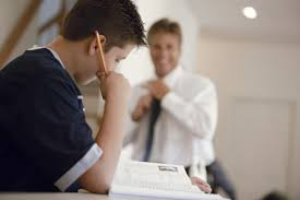 Homework  How Much Should Parents Do