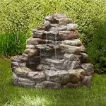 Indoor Light Terrific L Rg Ligh Rock Oun In* Adorable garden ...