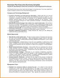 Executive Summary Resume Example Template Executive Summary Resume Examples Resume Examples And Free