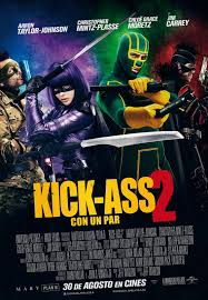 Kick Ass 2 (2013) [Vose] pelicula hd online