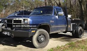 Dodge Ram 93 - 1993 dodge ram 350 information and photos zombiedrive