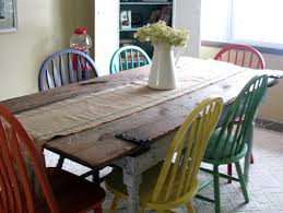 Dining Room Table Decorating Ideas Pictures 100 How To Make Your Own Dining Room Table Diy Farmhouse
