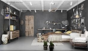 industrial bedroom design 4 industrial house design and decor for industrial bedroom design 4