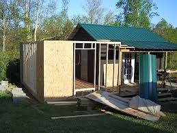 How To Build A Cottage House by How To Build A Mortgage Free Small House For 5 900
