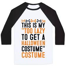 Halloween Baseball Costume