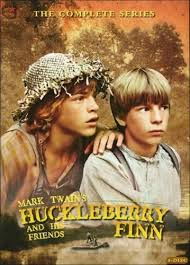 Tom Sawyer & Huckleberry Finn ()