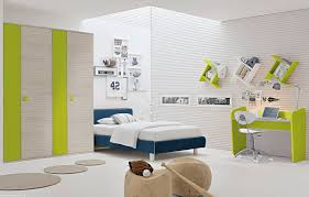 Green Bedroom Wall Designs Modern Kid U0027s Bedroom Design Ideas