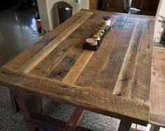 Create A Rustic French Dining Room Natural Fiber Rugs Rustic - Barnwood kitchen table