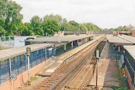 Twickenham railway station