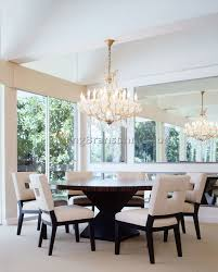 Crystal Chandeliers For Dining Room Modern Crystal Chandeliers For Dining Room 2 Best Dining Room