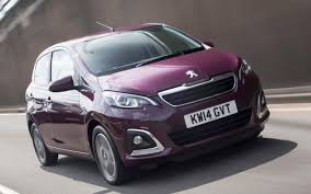cheap peugeot peugeot 108 review