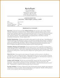 sample experience resume resume for no experience sop proposal resume for no experience medical office assistant resume