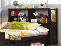single bed with bookcase headboard 17 best images about king bed
